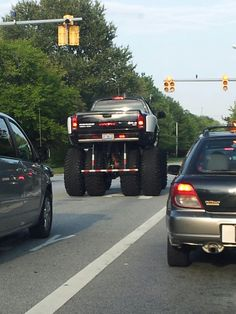 overcompensating? Ohio tags lol