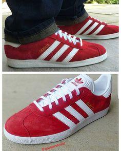 Top gazelle 1993 Bottom @dasslersfinest 2016  Perfection.  #adidas #adidasoriginals #clobber #supercasual #casual #Saturday's #football #awaydays #adiporn #3stripes #metallic #trefoil #stripes #adilad #casuals #casualscene #footwear #3stripes #sneakerser #dassler @supercasual #likes #hamburg #navy #fila #stoneisland #prettygreen #fuckoff #trefoil #stripes #like #em #adilad #follow #share