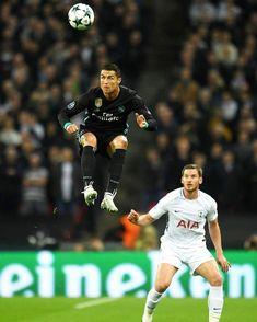 #madbien Ronaldo Tottenham