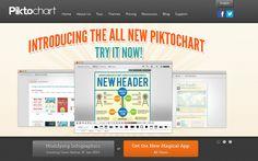 Créer une infographie grâce à Piktochart