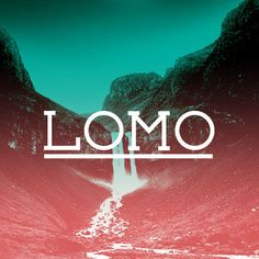 LOMO - Typeface