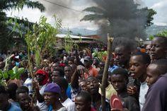 BURUNDI: LE POUVOIR PRÊT À LIBÉRER DES MANIFESTANTS SI LES MANIFESTATIONS CESSENT