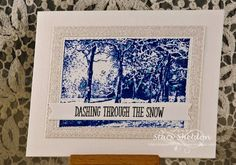 FF16Stampingcrazy Snowy Park by JBgreendawn - Cards and Paper Crafts at Splitcoaststampers