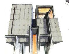 Design Proposals by Allegory Design Studio MultiplexIndustrial Production Unit