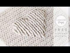 Crochet Heat in a Square - Design Peak Crochet Squares Afghan, Crochet Square Patterns, Crochet Blocks, Crochet Designs, Crochet Lion, Love Crochet, Lace Knitting, Free Pattern, Netherlands