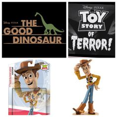 Episode 019 of The Pixar Post Podcast - We chat about Toy Story of Terror, The Good Dinosaur, Disney Infinity and more!  http://www.pixarpost.com/2013/09/episode019.html