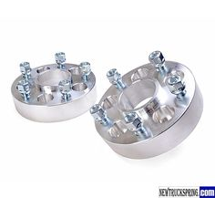 5X4.5 TO 5X5 ADAPTERS with 1.5 Inch Wheel Spacers – Replacment Rough Country 1092