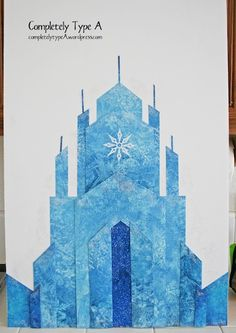 I've been searching the internet the last few weeks for ideas for my little girl's Frozen birthday celebration. I wanted to use Elsa's castle for the centerpiece at the party, but not finding anyt...