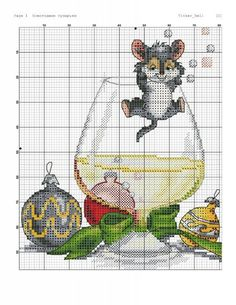 Embroidery patterns christmas pictures 16 Ideas for 2019 Cross Stitch Christmas Ornaments, Xmas Cross Stitch, Cross Stitch Cards, Cross Stitch Animals, Cross Stitching, Cross Stitch Embroidery, Christmas Cross, Cross Stitch Designs, Cross Stitch Patterns