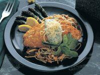 Pinenut crusted walleye recipe