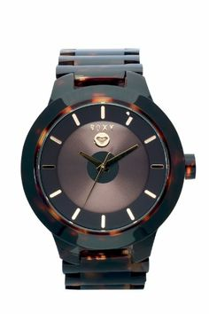 Roxy Dutchess Women's Quartz Watch with Multicolour Dial Analogue Display and Multicolour Plastic or PU Bracelet W232BPATOR3T: Watches: Amaz...