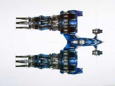 POD racer design 13
