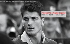 Farewell to Springbok Legend Joost van der Westhuizen as he Passes Away at 45 - SAPeople - Your Worldwide South African Community
