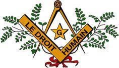 International Order of Freemasonry for Men & Women, Le Droit Humain:    Freemasonry for men & women on equal terms.