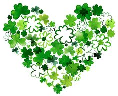 - On fête la St Patrick St Pattys, St Patricks Day, Illustration Inspiration, This Is My Story, I Love Heart, Irish Eyes, Luck Of The Irish, Heart Art, Watercolor Art