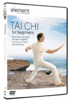 Element-Tai-Chi-For-Beginners-2009-Exercises-PAL-Region-2-DVD-UK-Brand-New