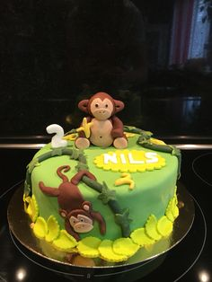 #Cake #Monkey