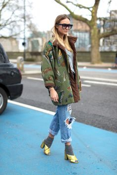 10 styling tips to take from the street style set at Fashion Week: