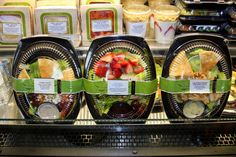 Healthy options have never been more delicious! Enjoy fresh signature salads or yummy Tuscan tomato focaccia on your flight. This and more available at LaTapenade grab-and-go kiosks on Concourses A & B.