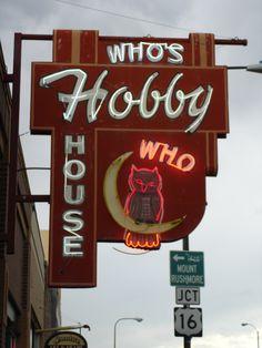 Who's Hobby House -