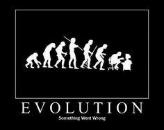 Evolution... Something went wrong.