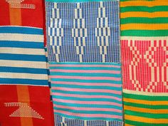 African Patterns. If you find it, sew it! Make, skirts, bags, turban - whatever. It will work.