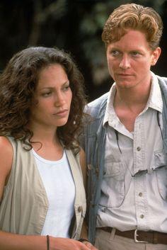 Eric Stoltz and J.Lo in Anaconda