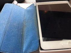 Apple iPad mini 2 16GB Wi-Fi  Cellular (AT&T) 7.9in - Silver  ESN cover