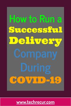 The COVID-19 outbreak has completely changed the way we live, the way we do business, and the way our economy functions as a whole.  But there's one business model that's booming in the midst of the coronavirus crisis—and that's home delivery.  #delivery #company #business #covid-19 Success, Business, Model, Scale Model, Store, Business Illustration, Models