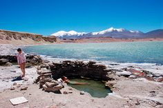 Lie back and relax in these tranquil natural baths and hot springs in Chile, surrounded by incredible scenery and bathed in calm. Oh The Places You'll Go, Places To Visit, Chili, Argentine, Travel Tours, Travel Ideas, San Fransisco, Going On Holiday, Holiday Destinations