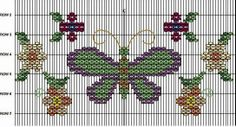 Sew Beautiful Blog: Stitch a Cheerful Butterfly Smocking Design