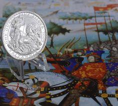 Britannia 1 ounce fine silver 2009