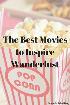 The best travel movies to inspire wanderlust. Movies to cure travel fatigue or m. The best travel movies to inspire wanderlust. Movies to cure trave Wanderlust Travel, Travel Movies, Travel Books, World Icon, Travel Drawing, Travel Articles, Mom Blogs, Travel Quotes, Wanderlust