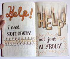 Sketchbook Project - Elizabeth Caldwell