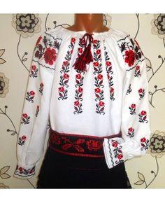 A Ie de femei IE015 Costume, Blouse, Long Sleeve, Sleeves, Women, Fashion, Tricot, Moda, Long Dress Patterns