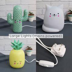 Children's Large Plug In Night Light