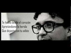El mensaje - Andrés Cepeda Letra - YouTube