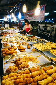 Phuket Night Market - The Londoner