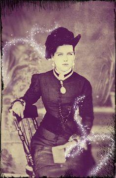 Katie Bell Victorian Vampire