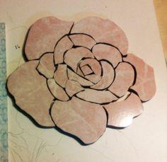 Rosa rosa by Kiki Fau