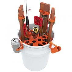 Find the Double H Outdoors Pail Tip-Up Locker by Double H Outdoors at Mills Fleet Farm.  Mills has low prices and great selection on all Tip Ups.