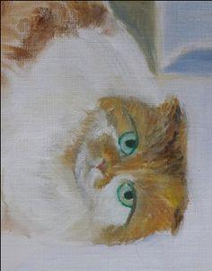 "Check out new work on my @Behance portfolio: ""Illustration : Oil painting"" http://on.be.net/1NODstz"