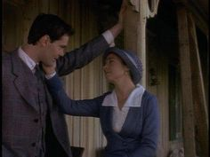 Anne and Gil, Anne of Green Gables: The Continuing Story.