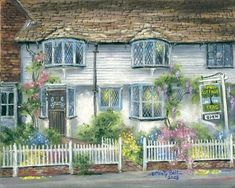 April Cottage Teas Marty Bell Gallery