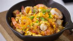 Brunch recipes: Skillet scramble and black pepper biscuits - TODAY.com
