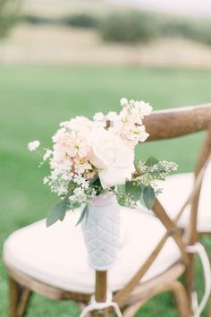 #aisle-decor  Photography: Jeremiah And Rachel Photography - jeremiahandrachel.com  Read More: http://www.stylemepretty.com/2014/04/07/rustic-farm-to-table-wedding-in-montana/