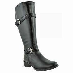 JJfootwear Munchen zwart 2XW/3XW 1500027-001