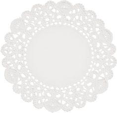 My Baptism - White Doily
