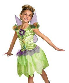 Loving this Tinker Bell Dress-Up Set - Toddler & Girls on #zulily! #zulilyfinds