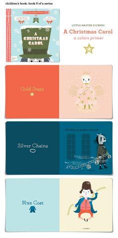A Christmas Carol » BabyLit Book Series